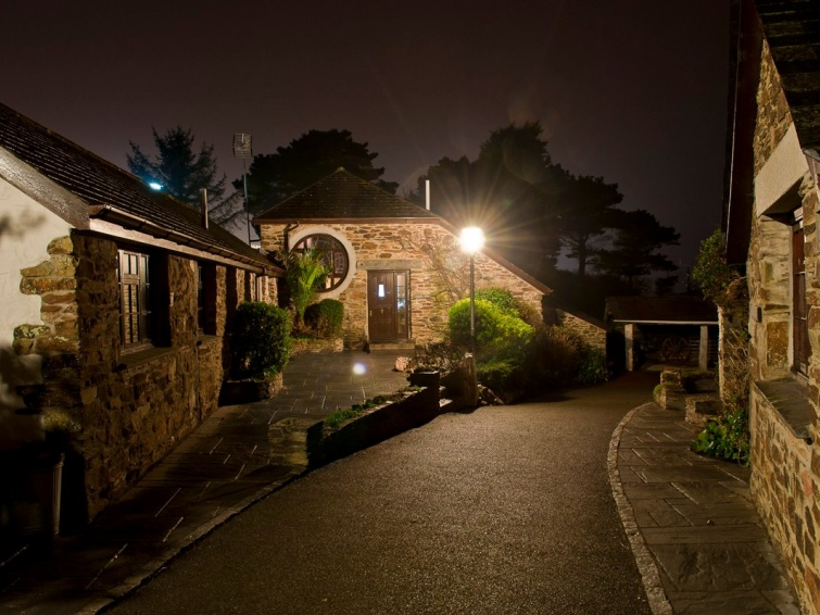 Hendra Paul Holiday Cottages Newquay - Evening Glow